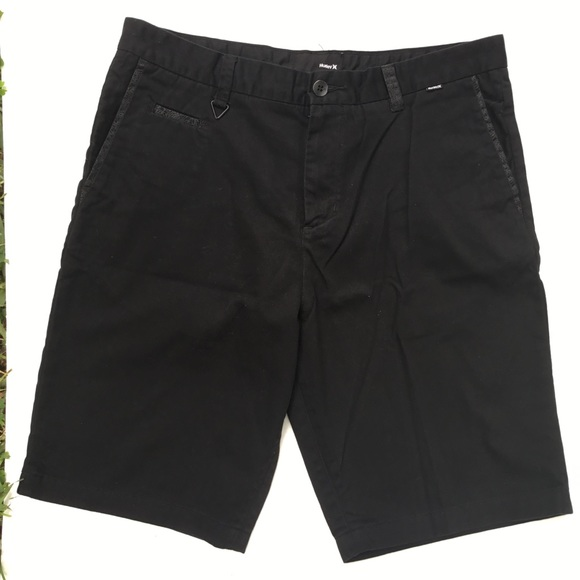 "Hurley Other - NWOT Hurley > Midnight Black 21"" Shorts > 34"